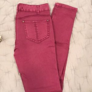 Free People Jeans. Size 27.